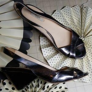Prada Sling Back Sandals size 38.5